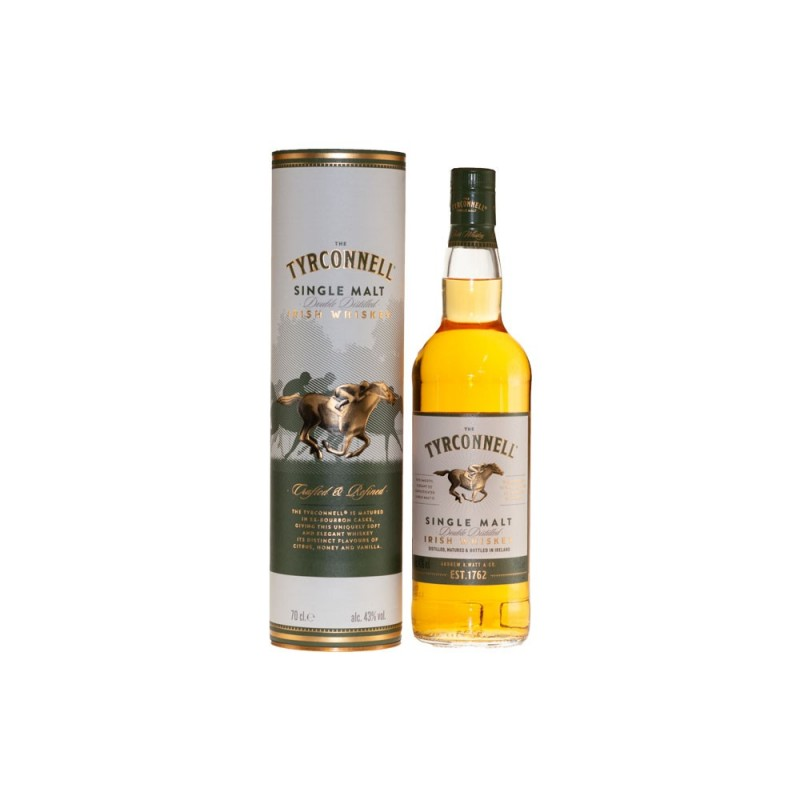 Уиски Tyrconnell Single Malt - 700мл.
